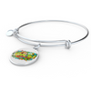 Image of Thank You (Necklace, Bangle & Bracelet)