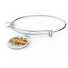 Image of I Love Autumn (Necklace, Bangle & Bracelet) - Nana The Noodle