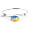 Image of I'm Lucky to Call You Grandma (Necklace, Bracelet or Bangle)