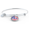"Image of Patriots Day ""Never Forget"" - Necklace, Bangle & Bracelet"