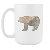 Image of Bear - 15oz Coffee Mug - Nana The Noodle
