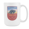 Image of Tennessee - 15oz Coffee Mug - Nana The Noodle