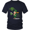 Image of Happy St. Patrick's Day - Unisex T-Shirt (4 colors) - Nana The Noodle