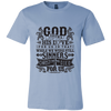Image of God Shows His Love For Us - Men's T-Shirt  (5 colors) - Nana The Noodle