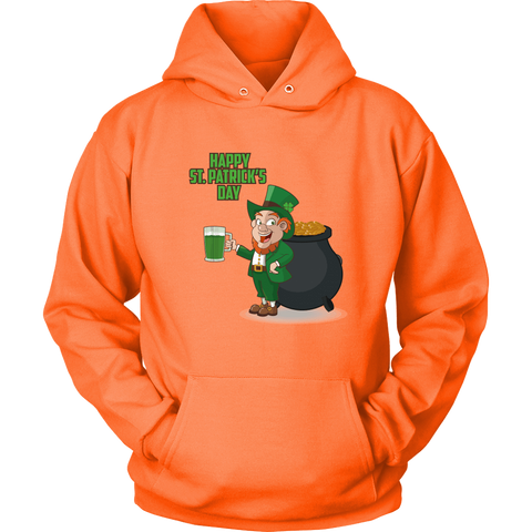Happy St. Patrick's Day - Unisex Hoodie (9 colors) - Nana The Noodle