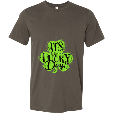 It's Your Lucky Day - Men's T-Shirt  (5 colors) - Nana The Noodle