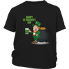 Image of Happy St. Patrick's Day - Unisex Youth T-Shirt (3 colors) - Nana The Noodle