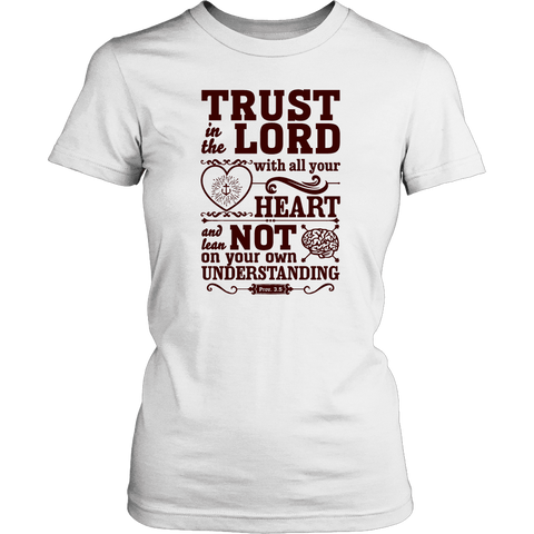 Trust In The Lord - Assorted Apparel - Nana The Noodle