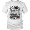 Image of God Shows His Love For Us - Unisex T-Shirt - Nana The Noodle