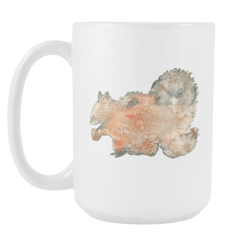 Squirrel - 15oz Coffee Mug