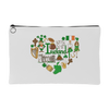 Image of I Love Ireland - Accessory Pouch - Nana The Noodle
