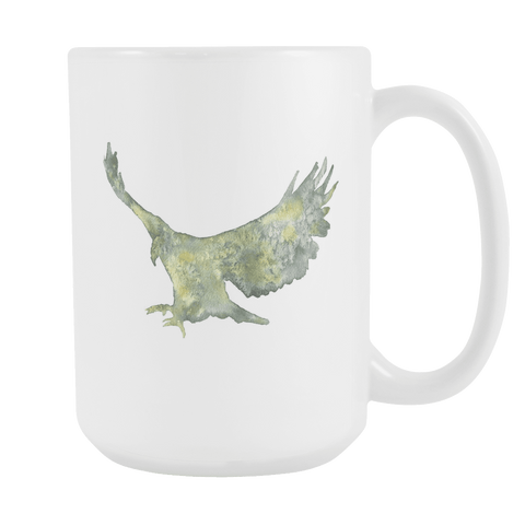 Eagle - 15oz Coffee Mug - Nana The Noodle
