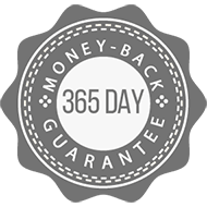 Image of 365 Day Money-Back Guarantee