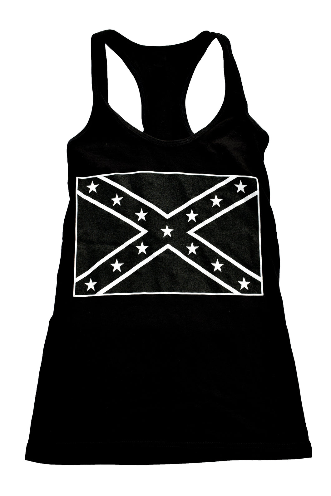 Women's Black Flag Tank
