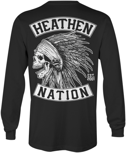 Chief Long Sleeve T-shirt