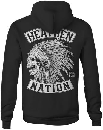 Chief Pullover Hoody
