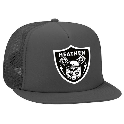 Shield Foam Trucker Hat