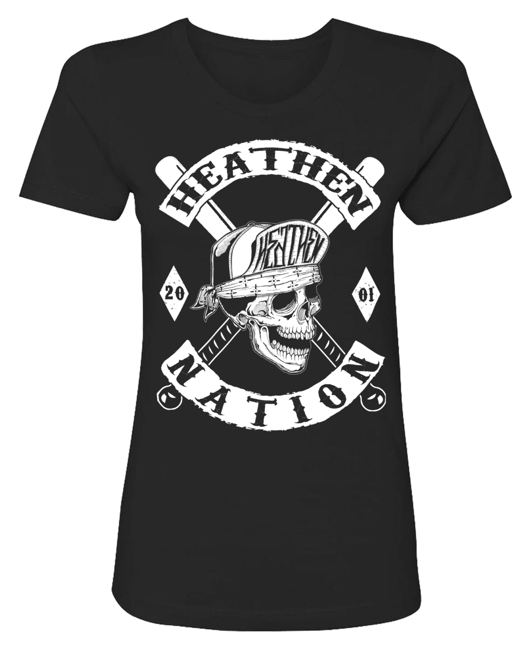 Women's Heathen Nation T-Shirt