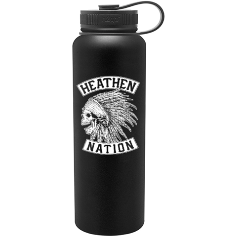 Chief Stainless Steel Bottle