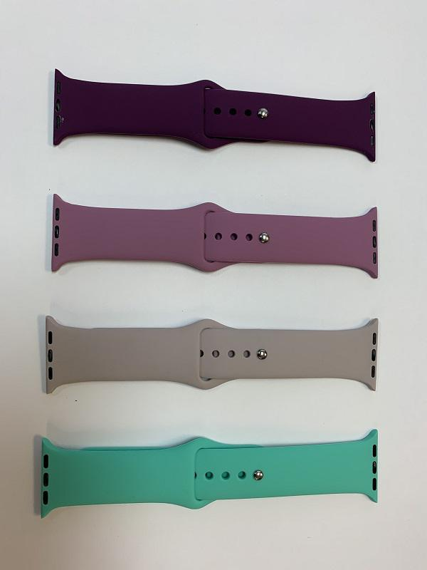 Silicone Watch Band - Solids