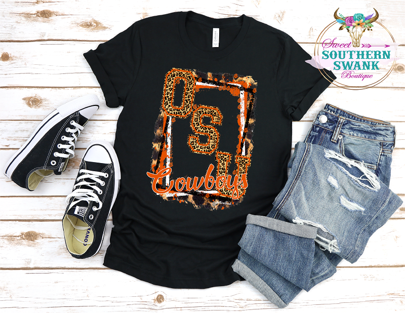 OSU Youth Spirit Tee