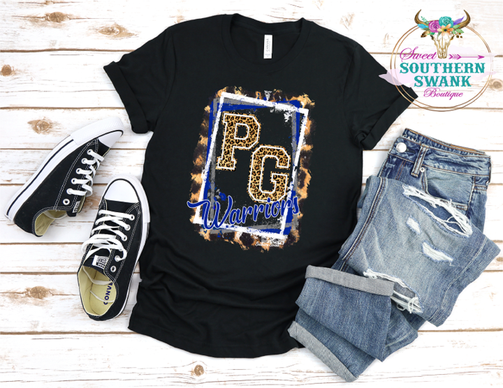 Pleasant Grove Youth Spirit Tee
