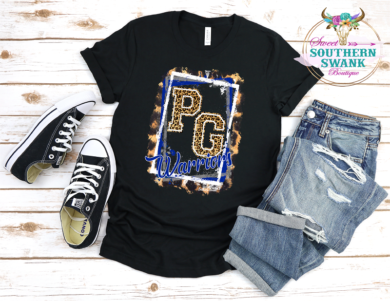 Pleasant Grove Spirit Tee