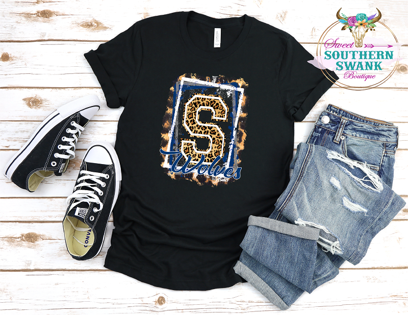 Shawnee Youth Spirit Tee