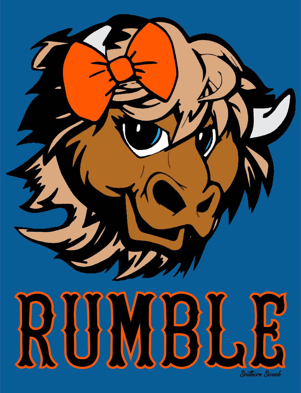 Kid's Rumble Tee