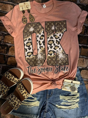 OK ((The Sooner State)) Tee