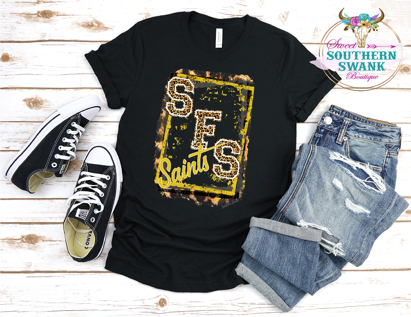 Santa Fe South Saints Spirit Tee