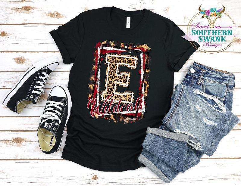 Earlsboro Youth Spirit Tee