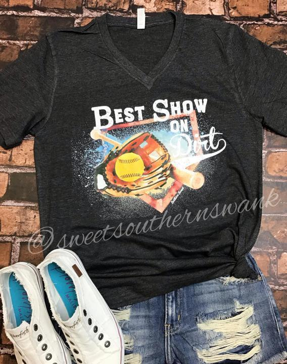"Softball ""Best Show on Dirt"""