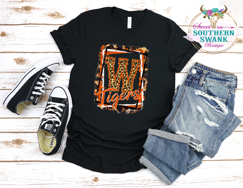 Wewoka Youth Spirit Tee