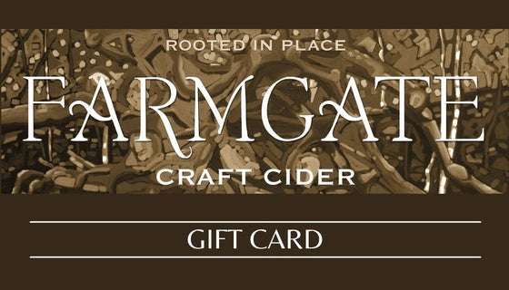 Farmgate Cider Gift Card