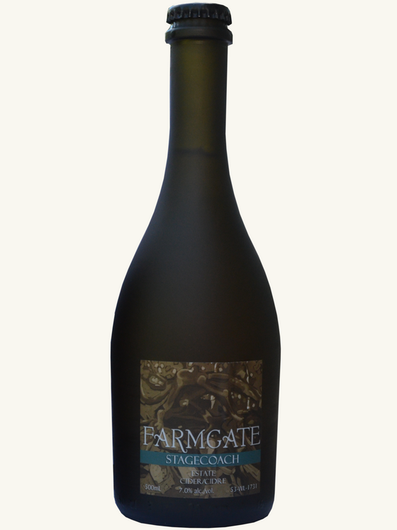 Stagecoach Estate Cider