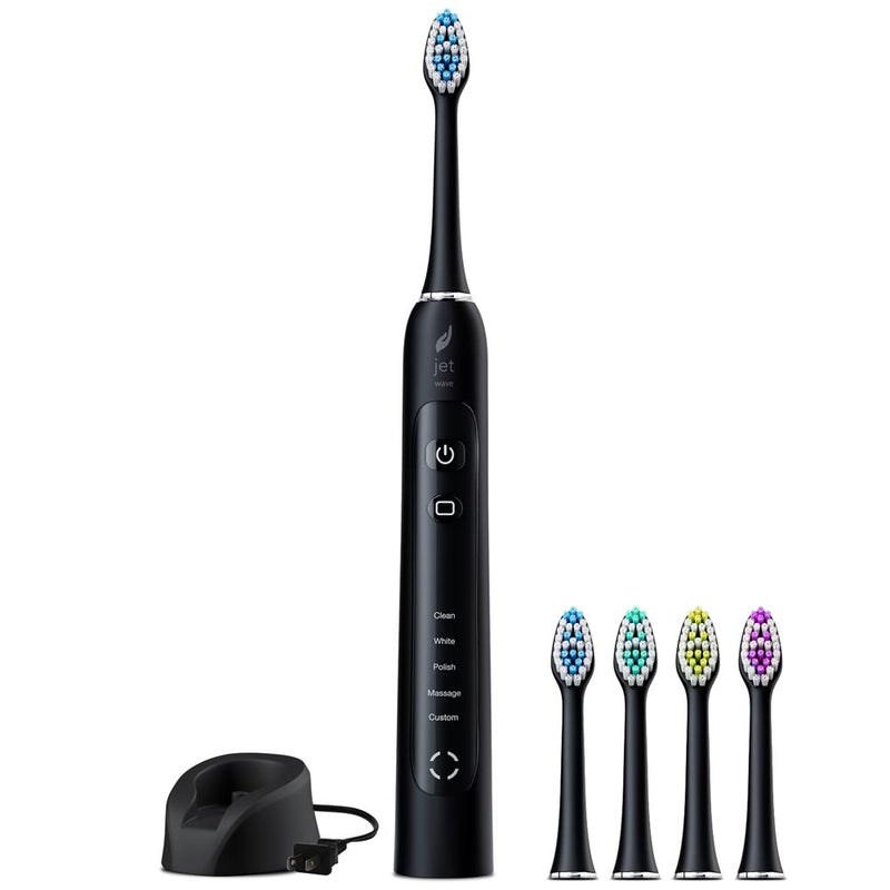 JetWave Sonic Electric Toothbrush