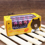 10 Pc Mood Lipsticks - affordable Cheap Clothes Quality styles - 12 pcs Brown bear