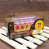 10 Pc Mood Lipsticks - affordable Cheap Clothes Quality styles - 12pcs Yellow duck