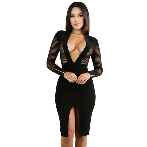 Adrianna Mesh Dress - affordable Cheap Clothes Quality styles