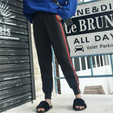 Alina Striped Pants - affordable Cheap Clothes Joggers Quality