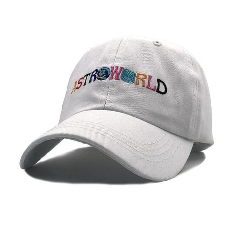 Astroworld Hats - White
