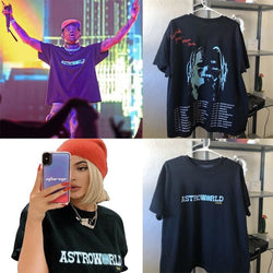 AstroWorld Tour Shirts - Mens Shirts