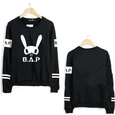 B.A.P Sweaters - affordable B.A.P Cheap Clothes Quality - Back No Name / M