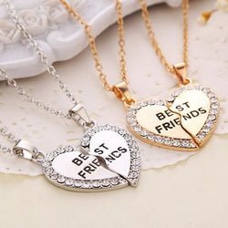 Best Friends Necklaces - affordable Cheap Clothes Quality styles