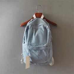 Brea Denim Backpacks - affordable Cheap Clothes Quality styles
