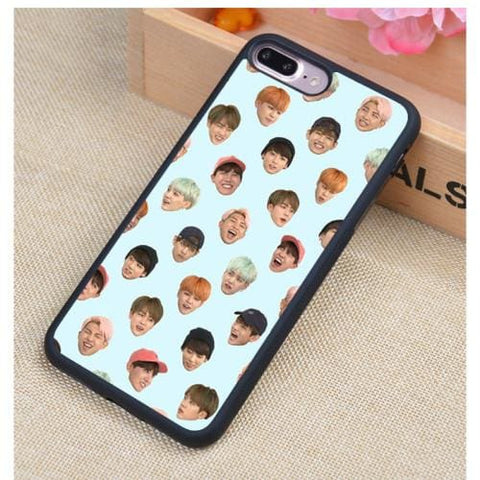 BTS iPhone Cases - affordable Cheap Clothes iPhone KPOP Cases - 19 / for iPhone 4 4s