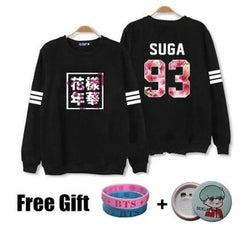 BTS MFL Sweaters - affordable BTS Cheap Clothes KPOP Sweaters