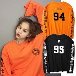 BTS Notre Dame Longsleeves - affordable BTS Cheap Clothes Quality