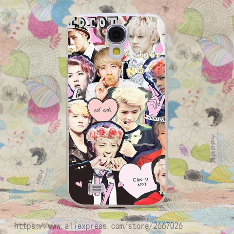 BTS Samsung Cases - affordable BTS Cheap Clothes Quality - 7 / for Galaxy S2